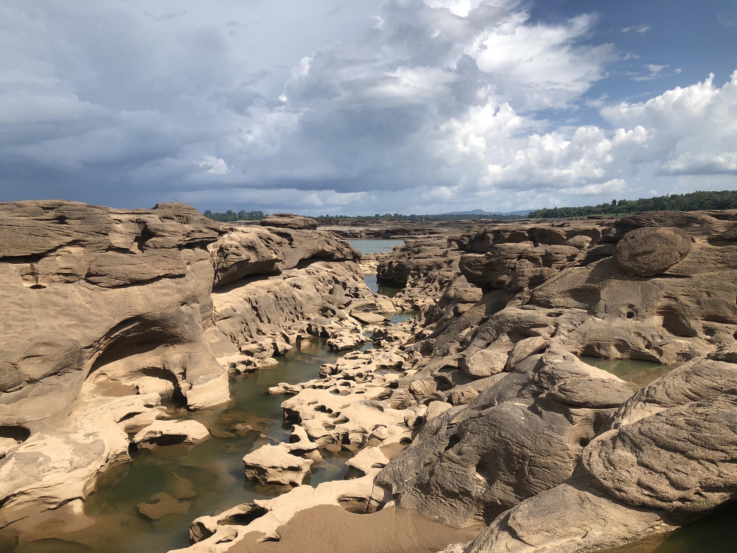 タイウボンラチャタニ風景