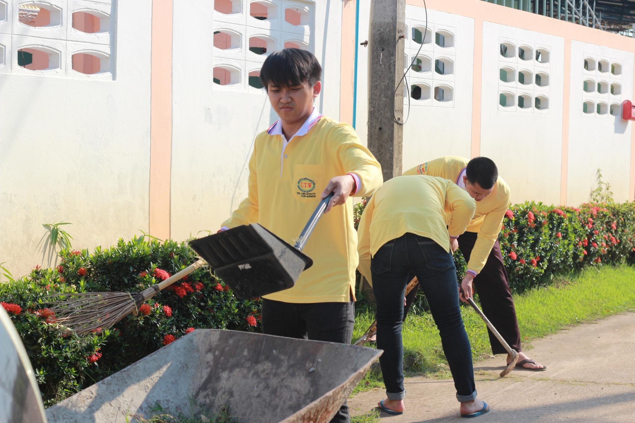 タイ送出機関風景